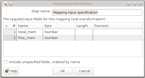 mappingInput